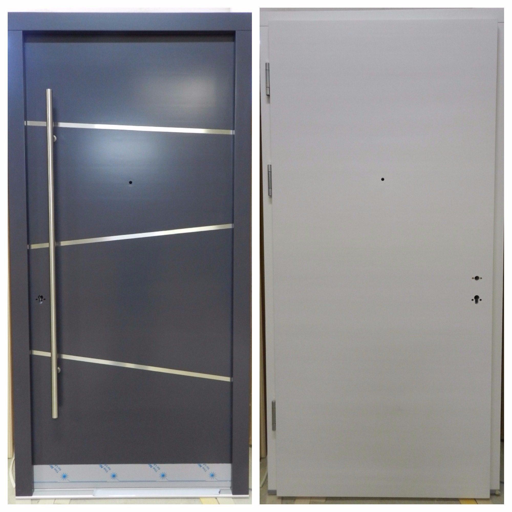Vhodna vrata Alex po skici