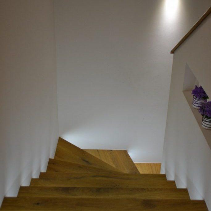 Deska stopnice