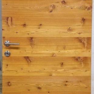 Notranja vrata Natura Macesen grča (oljeno) 1